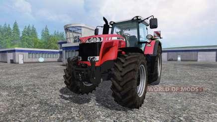 Massey Ferguson 8737 v1.0 für Farming Simulator 2015