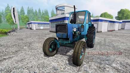 YUMZ-6L [bleu] v2.0 pour Farming Simulator 2015
