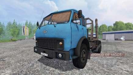 MAZ-504 für Farming Simulator 2015