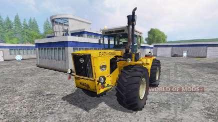 RABA Steiger 245 pour Farming Simulator 2015
