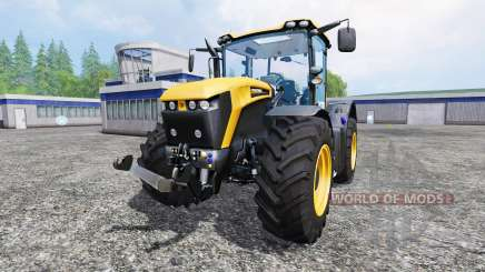 JCB 4190 Fastrac v2.0 pour Farming Simulator 2015