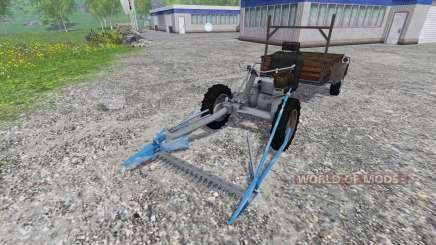 BCS 127 v1.0 für Farming Simulator 2015