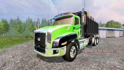 Caterpillar CT660 [dump] für Farming Simulator 2015