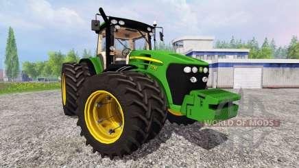 John Deere 7730 v2.0 für Farming Simulator 2015