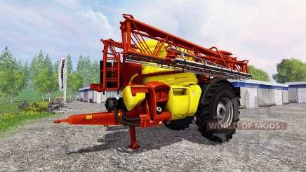 Kverneland Rau Phoenix В40 für Farming Simulator 2015