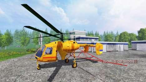 Ka-26 pour Farming Simulator 2015