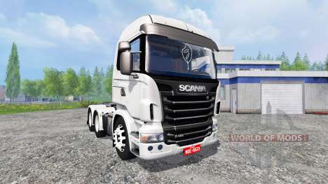 Scania R480 für Farming Simulator 2015
