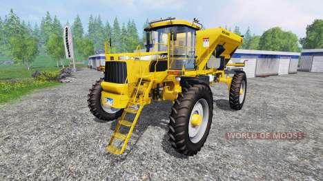 RoGator 1386 [spreader] für Farming Simulator 2015