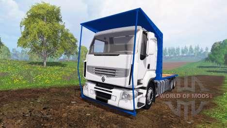 Renault Premium v2.0 für Farming Simulator 2015