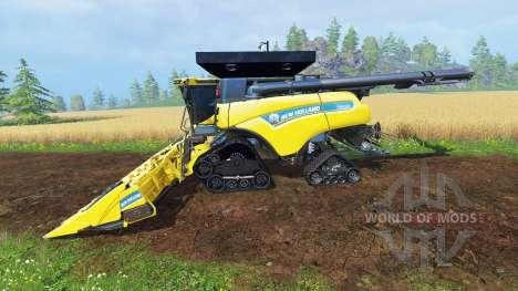 New Holland CR10.90 v4.0 für Farming Simulator 2015