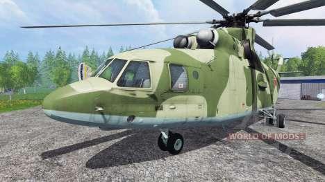 Mi-26 pour Farming Simulator 2015