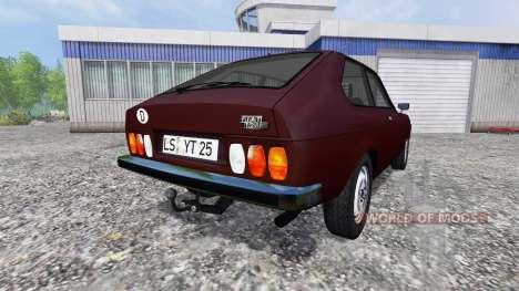 Fiat 128 3P pour Farming Simulator 2015