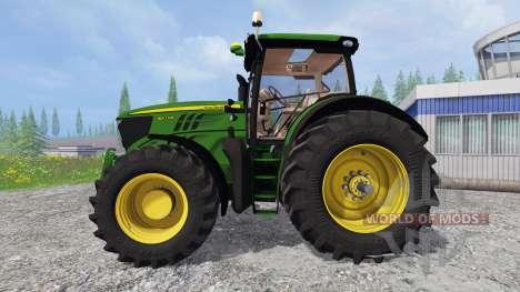 John Deere 6210R v2.0 für Farming Simulator 2015