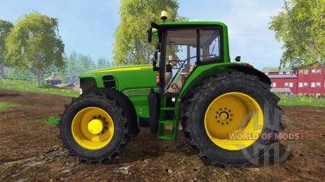 John Deere 7430 Premium pour Farming Simulator 2015