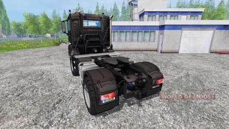 MAN TGS 18.440 [agro] v0.8 pour Farming Simulator 2015
