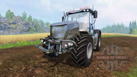 JCB 3230 Fastrac [black edition] pour Farming Simulator 2015