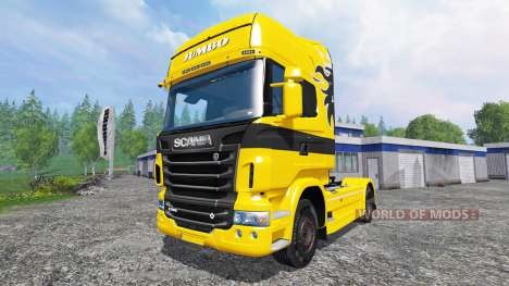 Scania R730 Jumbo für Farming Simulator 2015