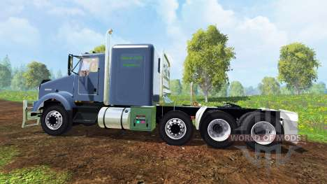 Kenworth T800 für Farming Simulator 2015