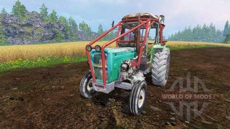 Ursus C-355 [forest] für Farming Simulator 2015