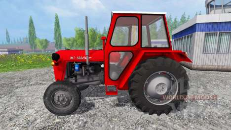 IMT 533 DeLuxe v2.0 für Farming Simulator 2015