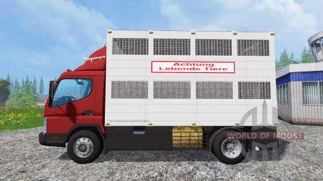 Mitsubishi Fuso pour Farming Simulator 2015