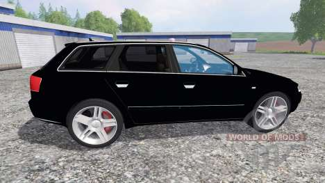 Audi A4 Police v1.1 für Farming Simulator 2015