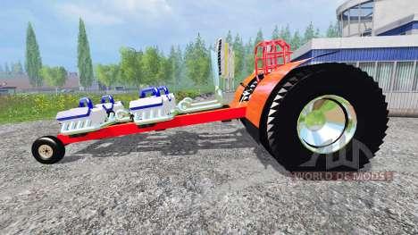 Puller Powerstoke für Farming Simulator 2015