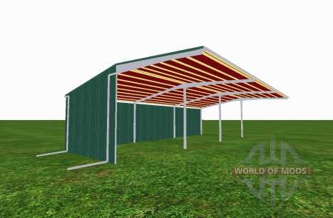 La v2 de la canopée.1 pour Farming Simulator 2015