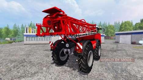 Agrifac Condor ll pour Farming Simulator 2015