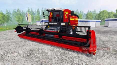 Essil KZS-760 pour Farming Simulator 2015