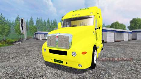 Kenworth T2000 [John Deere] für Farming Simulator 2015