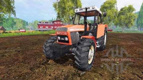 Zetor 12145 [forest] für Farming Simulator 2015