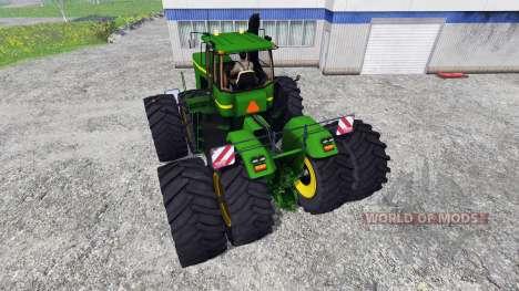 John Deere 9400 pour Farming Simulator 2015