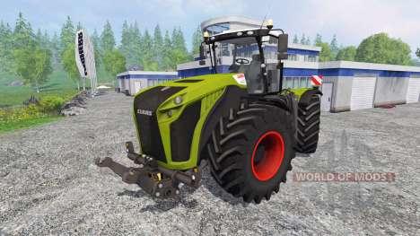 CLAAS Xerion 5000 Trac VC für Farming Simulator 2015