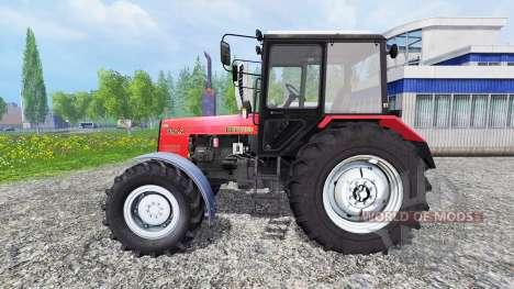 MTZ-892.2 Biélorussie pour Farming Simulator 2015