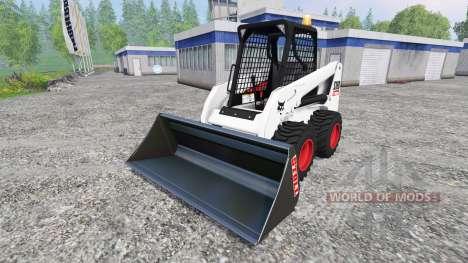 Bobcat S160 pour Farming Simulator 2015