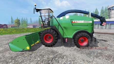 Fendt Katana 85 v1.1 pour Farming Simulator 2015