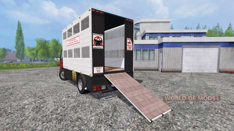 Mitsubishi Fuso für Farming Simulator 2015