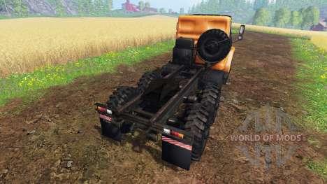 Ural Weiter für Farming Simulator 2015