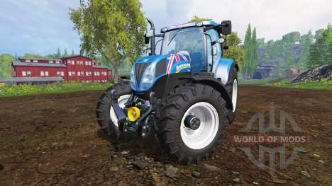 New Holland T7.200 für Farming Simulator 2015
