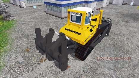 Liebherr PR 764 für Farming Simulator 2015