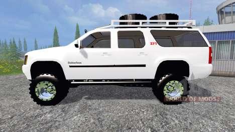 Chevrolet Suburban für Farming Simulator 2015