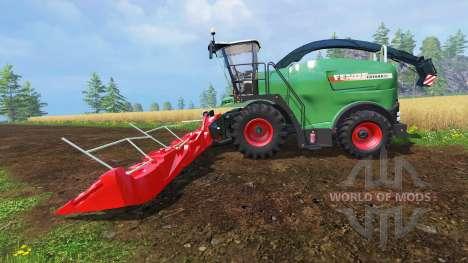 Fendt Katana 85 für Farming Simulator 2015