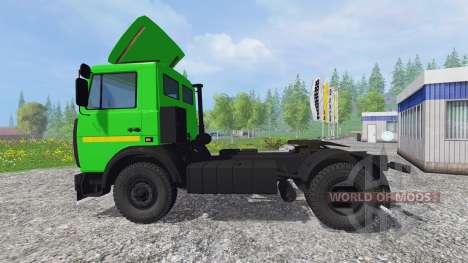 MAZ-5432 v2.0 pour Farming Simulator 2015