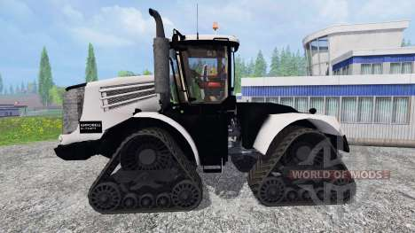 K-9000 Kirovets v2.0 für Farming Simulator 2015