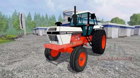 David Brown 1490 2WD für Farming Simulator 2015