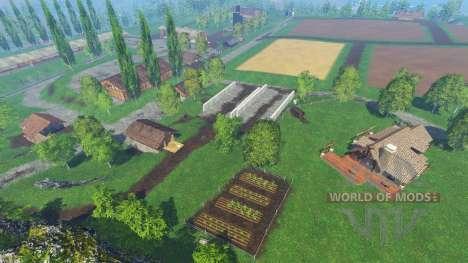 Bennos Yard v1.1 für Farming Simulator 2015