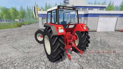 IHC 1455 v1.1 für Farming Simulator 2015