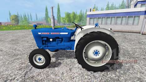 Ford 3000 pour Farming Simulator 2015