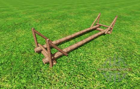 Timber Loading Point v1.2 pour Farming Simulator 2015